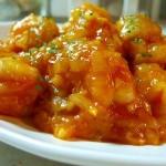 エビチリの簡単な作り方。白ねぎの代わりに玉ねぎで甘くなる!