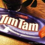 一個で満足する甘いチョコを食べたいときはTimTamのDOUBLE COATがおすすめ