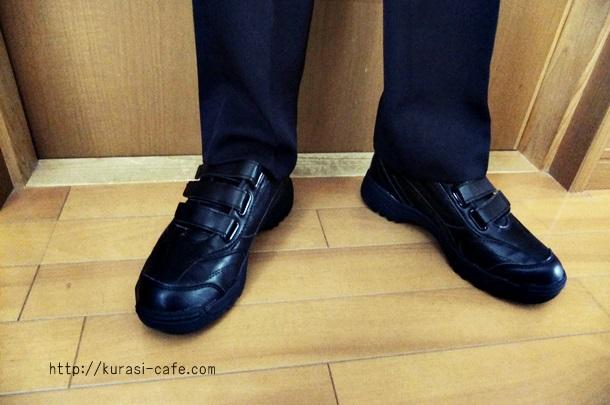 卒業式と入学式用の子ども靴は、普段も履けるものを選びました